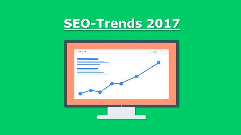 SEO campaign for 2017